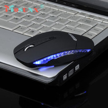 Hot selling Mosunx Slim 1600DPI Wireless 2.4G Optical Mouse Mice + Receiver For PC Laptop(China (Mainland))