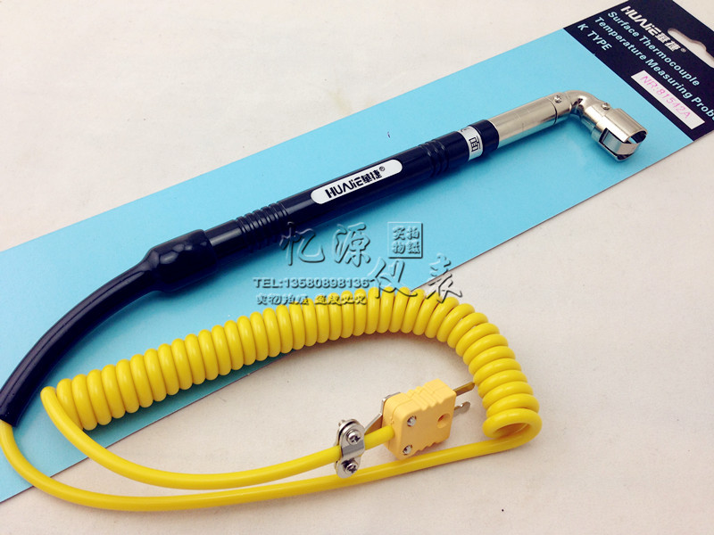 Genuine NR81542A surface thermocouple pipe type surface probe / short curved surface probe(China (Mainland))