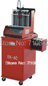 Fuel Injector Cleaner & Analyzer-EK-6C