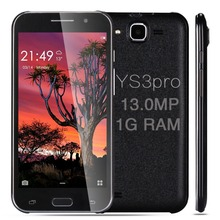 2016 New 5.0 inch YS3pro smartphone QHD 13MP camera MTK6580 Quad Core 1GB RAM 8GB ROM Dual Sim mobile phone GSM / WCDMA(China (Mainland))