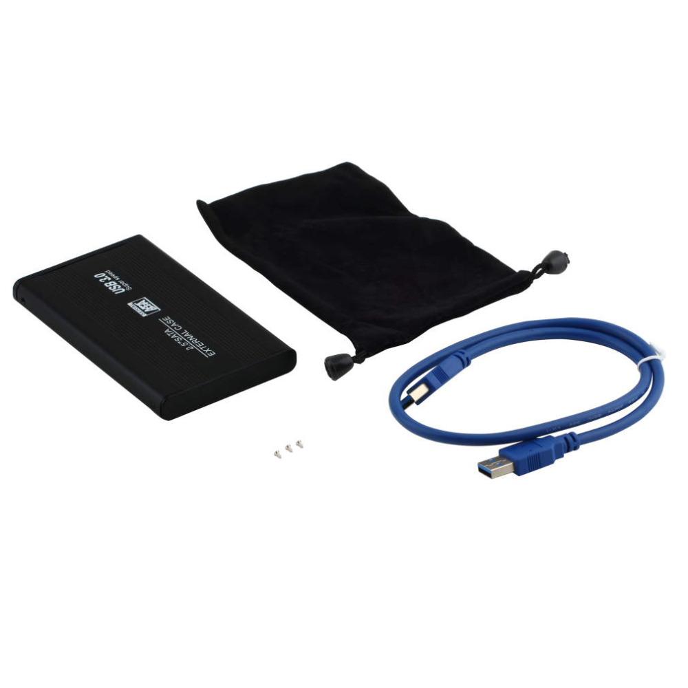 Гаджет  1TB USB 3.0 2.5 inch SATA External Hard Drive Case Mobile Disk HDD Enclosure funda disco duro externo 2.5 sata 1 tb usb 3.0 None Компьютер & сеть