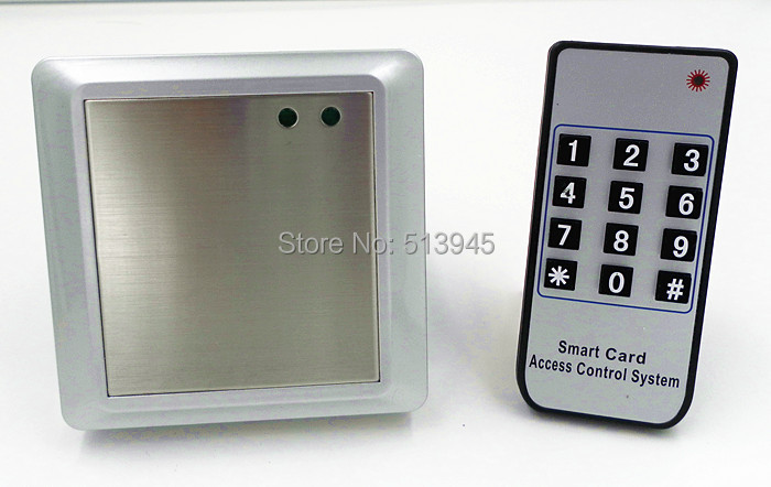 Waterproof RFID Metal Case proximity Card Reader/EM card Reader/RFID metal access controller for access control system<br><br>Aliexpress