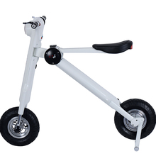 Foldable Electric Scooter 48V 350w 8A Portable mobility scooter Electric two-wheeled vehicle electric bicycle ET scooter(China (Mainland))