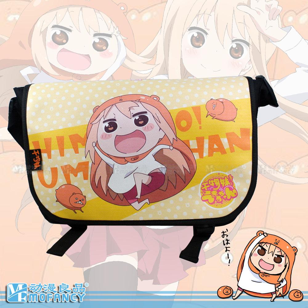 Japanese anime fashion inclined shoulder bag the girls' favorite bag(China (Mainland))