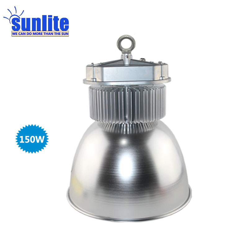 Warehouse Industrial Lighting 150W LED High Bay Lights