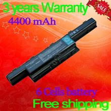 Аккумулятор для ноутбука Acer aspire 4741 7750 г 5742 5745 г as10d31 as10d51 as10d75 as10d71 + бесплатная доставка