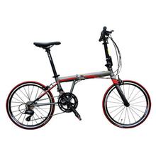2016 The New 22-inch Folding Bike 451 Chrome-Molybdenum Steel 18-Speed Unisex Bicycle(China (Mainland))