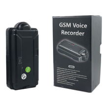 New!GSM voice bugs with powerful magnet, waterproof IPX7, long battery life 110 hours continous recording, multi recording mode(China (Mainland))