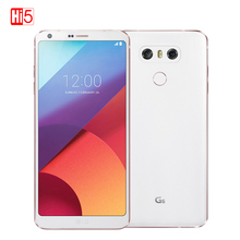 Buy Original LG G6 Mobile Phone 4G RAM 64G ROM Quad-core Dual 13MP Camera Snapdragon 821 Dual SIM 4G LTE 5.7 inch 3300mAh Cellphone for $198.48 in AliExpress store