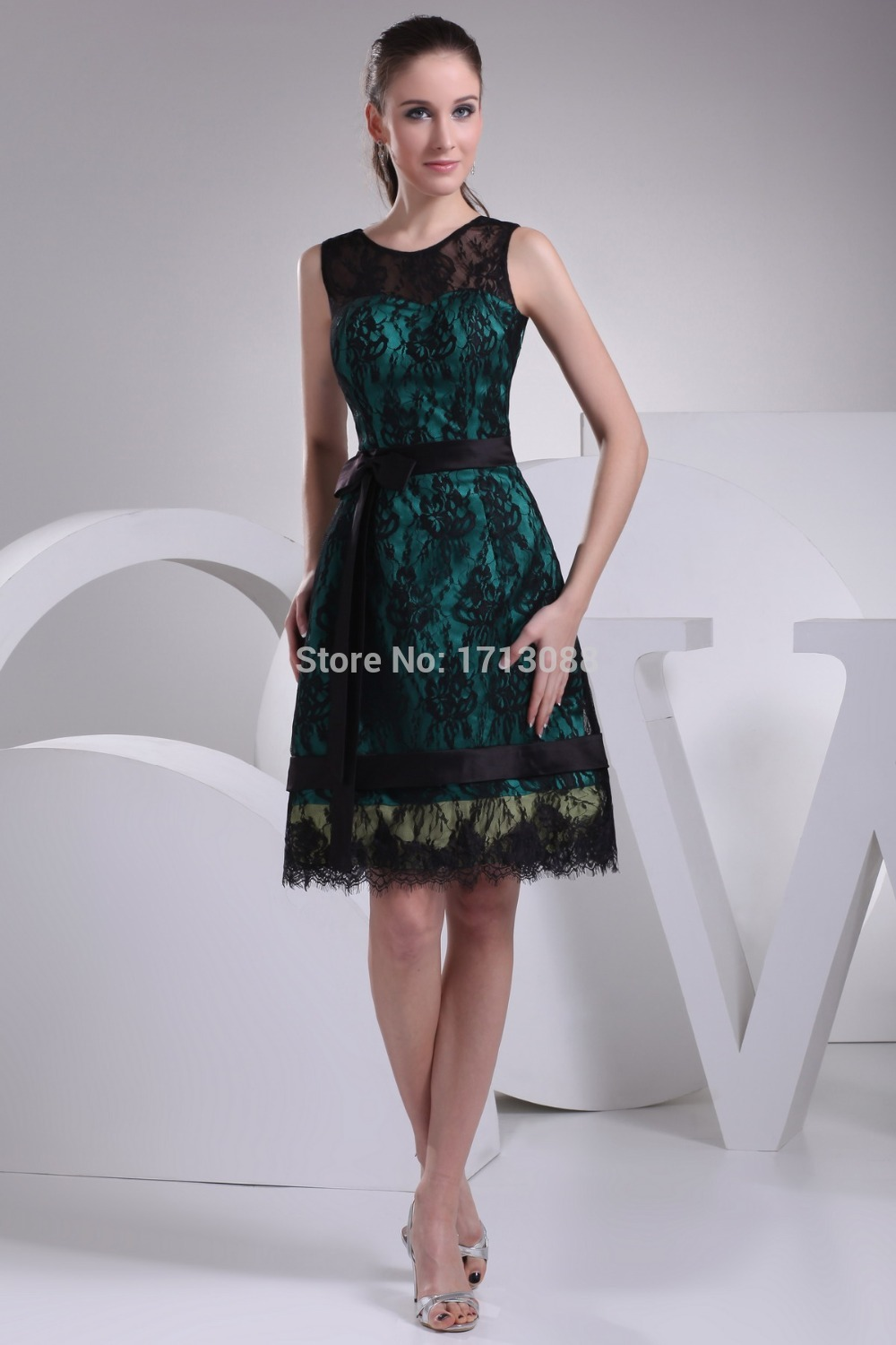 Casual Mother Of The Bride Dresses With Sleeveless Knee