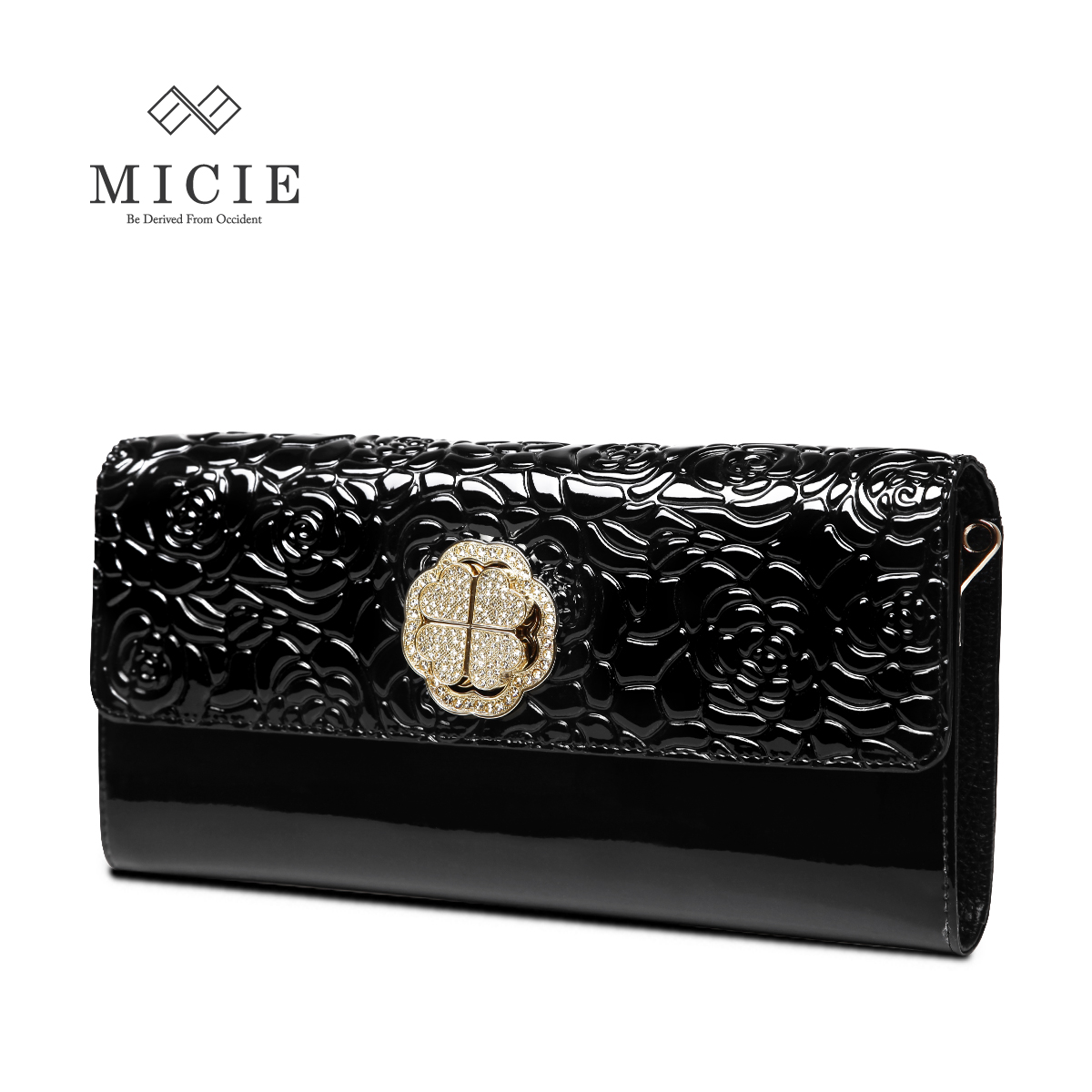 Female 2015 day clutch genuine leather handbag bag fashion dinner ladies female - richard's new products store