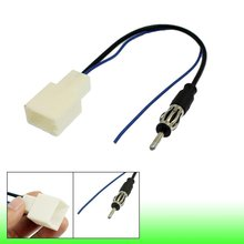IMC Hot Car Antenna Plug to FM Radio Stereo Adapter Refitting Wire