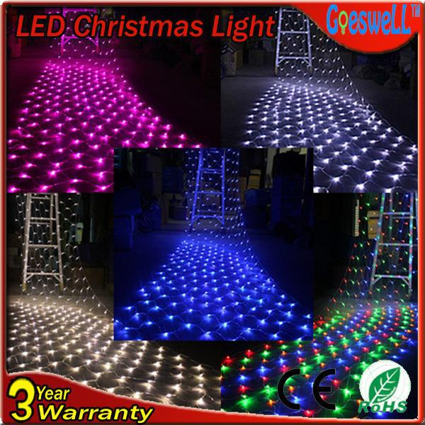 Bulk Order String Lights : Wholesale LED Net Lights Christmas Wedding Decor String Lights 1.5*1.5m 96leds 220V EU Plug 8 ...