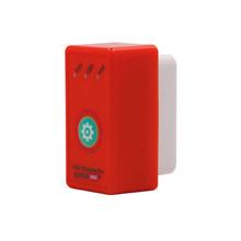 Latest version Red Plug and Drive OBD2 OBDII Tuning Box car diagnostic tool ECU Programmer Engine Analyzer for Benzine Cars(China (Mainland))