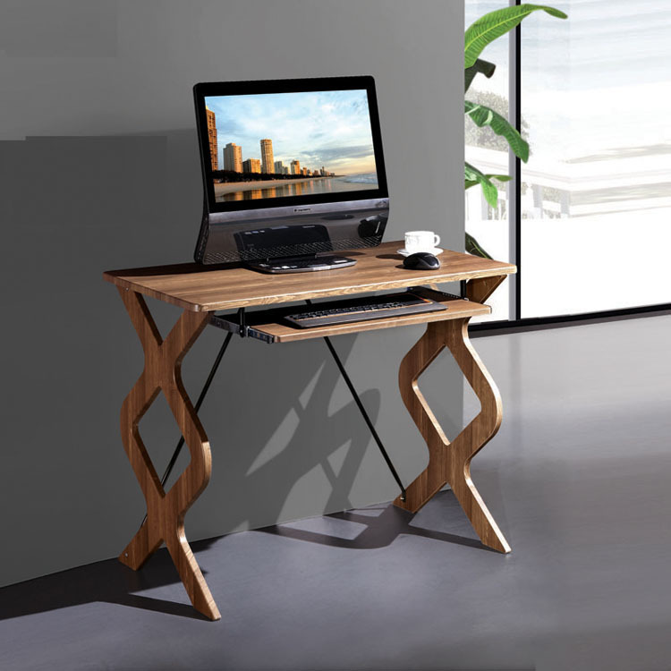 SUNTEAM Desktop Home Computer Desk Computer Table Simple
