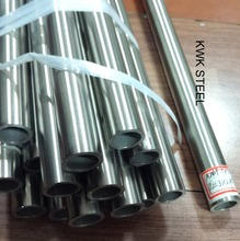 TP304 pipe stainless seamless steel tube OD21.3xWT2.65xL680mm heating tube(China (Mainland))