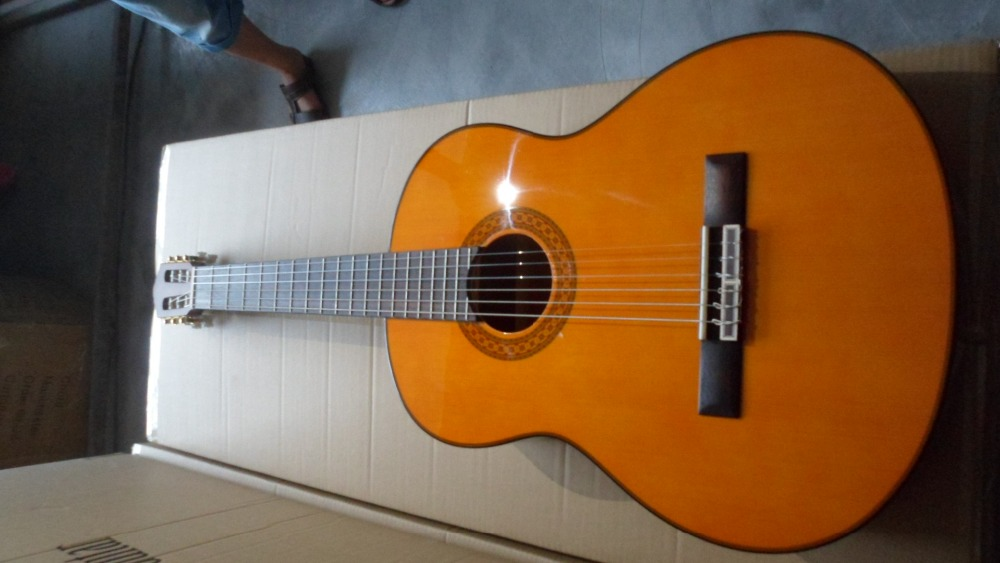 C80 Classical guitar, spruce top, mahogany back and side, standard 39 inch(China (Mainland))