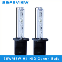 Buy 2 PIECES HID Car Headlight H1 3000K 4300K 5000K 6000K 8000K 10000K 12000K 15000K xenon bulb 35W 55W for $10.55 in AliExpress store