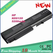 Battery HP Compaq HSTNN-CB49 6510b 6710b 6715b 6710s 6715s 6910p NC6400, 10.8V 6 Cells - Laptop batteries factory Direct r store