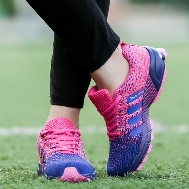 Light Breathable Sport Shoes