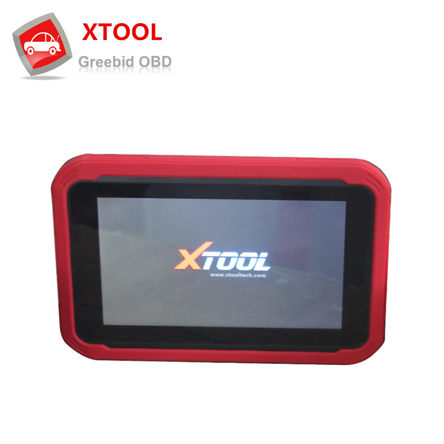 XTOOL X-100 PAD Tablet Key Programmer with EEPROM Adapter X100 PAD Tablet Key Programmer Support Special Functions Free Update(Hong Kong)
