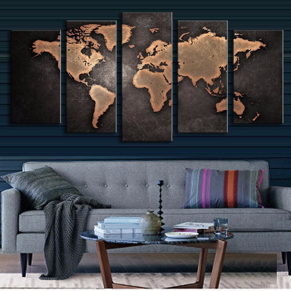 5-Pcs-Set-Modern-Abstract-Wall-Art-Painting-World-Map-Canvas-Painting-for-Living-Room-HomeDecor (3)