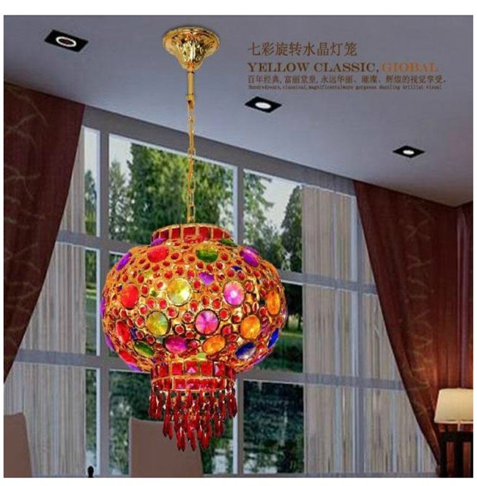 crystal coaster Picture More Detailed Picture about Thickening – Chinese Lantern Chandelier