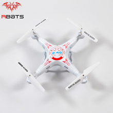 Quadcopter Drone x5-1 Quadcopter 2.4G 4CH 6Axis Drone drone Remote Control RC Quadcopter can add camera For gift