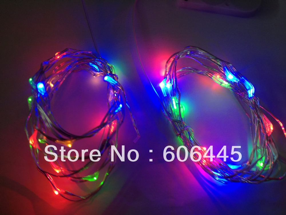 Mini Led Christmas Lights Battery Powered about battery operated