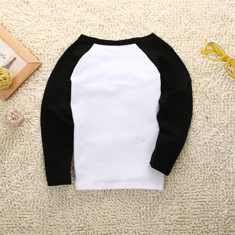 Toddler Baby Kids Girls Long Sleeve T-shirt Babies Girl Cotton Casual  Letter t-Shirt Tops Blouse Tee Clothes