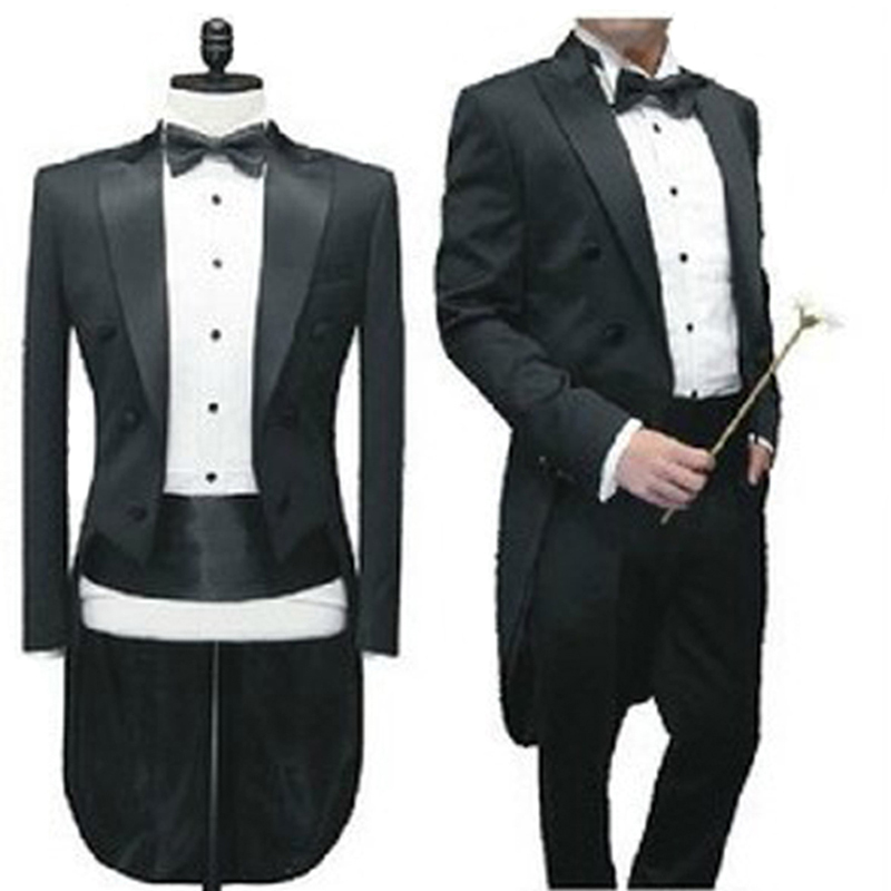 2015 new arrival fashion men suits groomsmen tuxedo costume magician stage tuxedo cocktail dresses wedding suits for men white