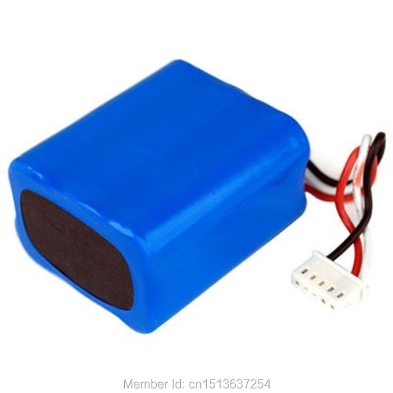 7.2V 2500mAh Brand New rechargeable Vacuum Cleaner battery Pack for Mint 5200 5200B 5200C Braava 380 380t for Floor mopping(Hong Kong)