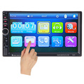 Car Video Player 7 HD Touch Screen Bluetooth Stereo Radio FM 1080P MP5 MP4 MP3 Audio