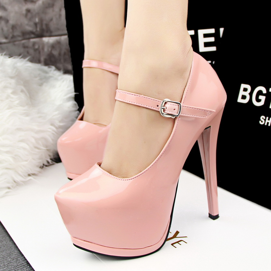 New Style High Heel Shoes