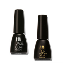 FOCALLURE am Gel Polish Nail Long-lasting Soak-off Top Base Coat Set Size 7ML - Miss Deal store