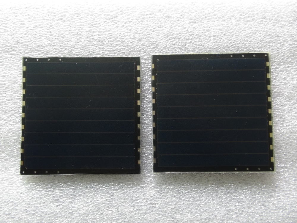 Wholesale 2.1V/240mA 0.5w 20% efficiency above super thin small solar module for charge 1.2v battery(China (Mainland))