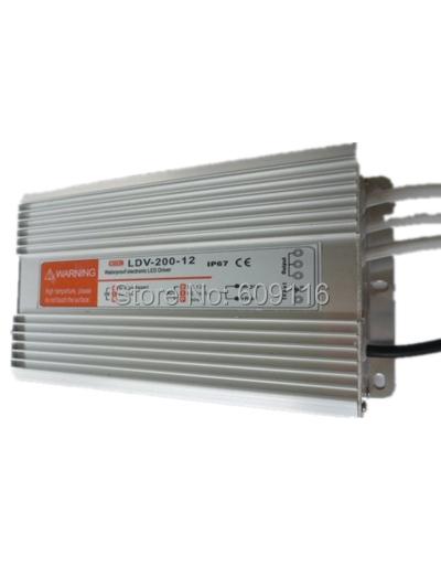 FREE SHIPPING+250 Watt Power Supply Waterproof LED Driver for wholesale(China (Mainland))
