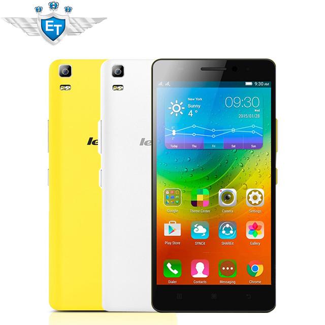 """Оригинальный Lenovo K3 примечание K50 LTE сотовый телефон 5.5 """" 1920 x 1080 MTK6752 окта ядро Android 5.0 2 ГБ оперативной памяти 16 ГБ 13.0MP камера"""