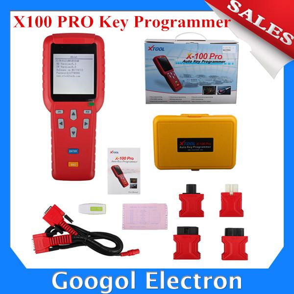 Xtool X100 PRO X-100 X 100 PRO Auto Key Programmer X100+ X100 Plus X100 Programmer Updated Version Coverage(Asia,Europe,America)(Hong Kong)