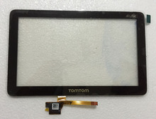 Brand New For TOMTOM GO 1005 1000 LIVE 5068K FPC-1 Touch Screen Digitizer Glass Sensors Replacement Black free shipping