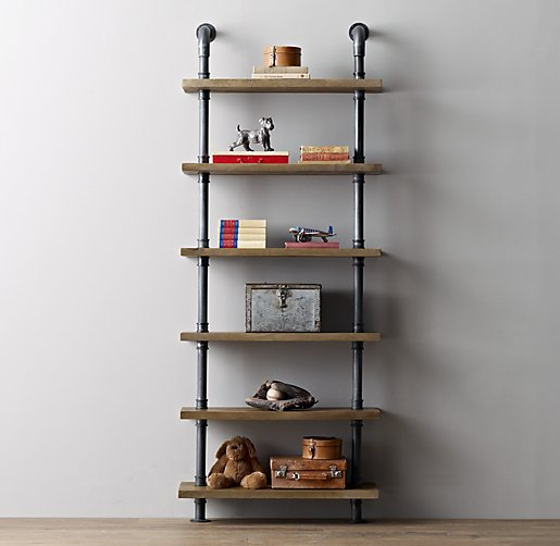 online kaufen gro handel industrial pipe furniture aus china industrial pipe furniture. Black Bedroom Furniture Sets. Home Design Ideas