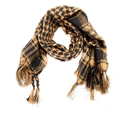 New Unisex Women Men Checkered Arab Grid Neck Keffiyeh Palestine Scarf Wrap scarf men arabic foulard