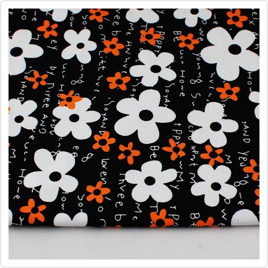 floral patterned canvas fabric - photo #33