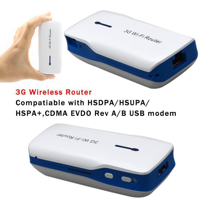 10pcs Portable Wireless usb wi-fi 3G Wifi Router WI FI Roteador support HSDPA/HSUPA/HSPA+ CDMA EVDO Rev A/B+4400mAh power bank(China (Mainland))
