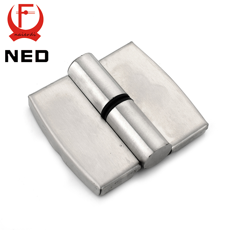 NED Bathroom Partition Stainless Steel Door Hinge Automatic Lift Hinges For Public Toilets Hardware(China (Mainland))