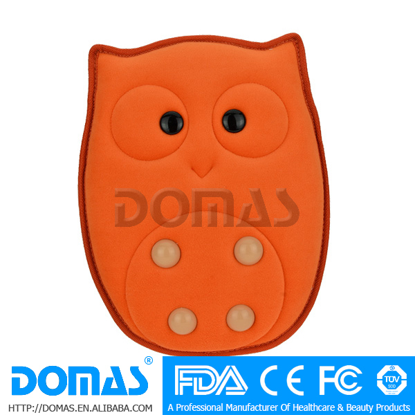 DOMAS Massager Health care SM9218 hot Pillow on sofa chair 2014 magic electric back massager for back pain(China (Mainland))