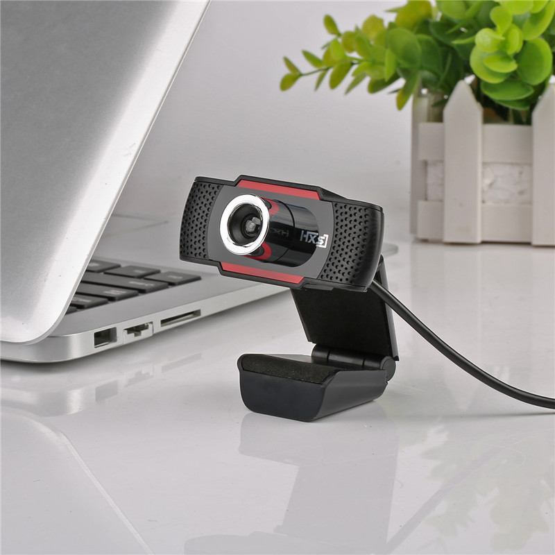 PC Computer Camera 720P HD Webcam Video Record USB Microphone Web Camera With Absorption MIC For Laptop for Skype for Android TV(China (Mainland))