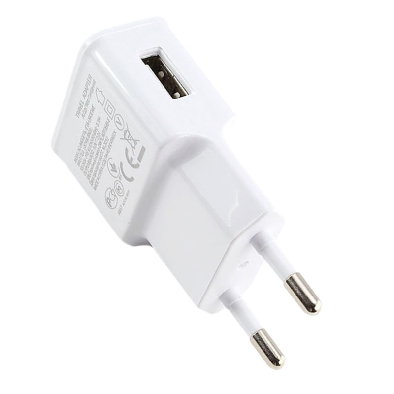 Max 2A High Quality Travel Chargers Dual EU Wall Charger USB Adapters For Samsung 7100 For iPhone HTC LG Huawei Xiaomi Nokia 1C1(China (Mainland))