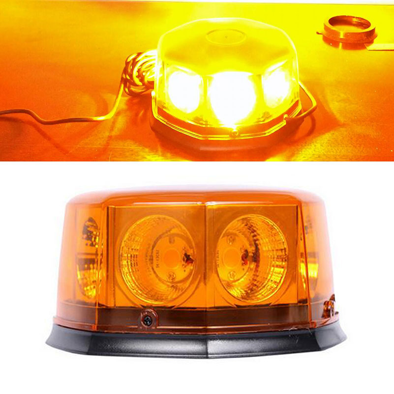 Newest COB 5W Lamp Beads Car Roof Flashing Light 40W Strong Power Emergency Warning Lights Fog Light for All Cars Universal<br><br>Aliexpress