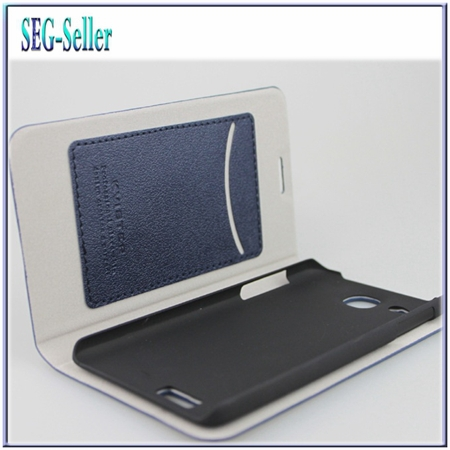 New Fashion Special Flip Leather Case Cover for Alcatel ONE TOUCH 992D OT 992D OT992D TCL S600 Phone SJ0040(China (Mainland))
